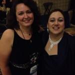 RWA 2013, Dallas<br />With Sheri Adkins